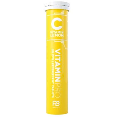 C-Vitamin 20St Brustabletter-Citron(6-Pack)