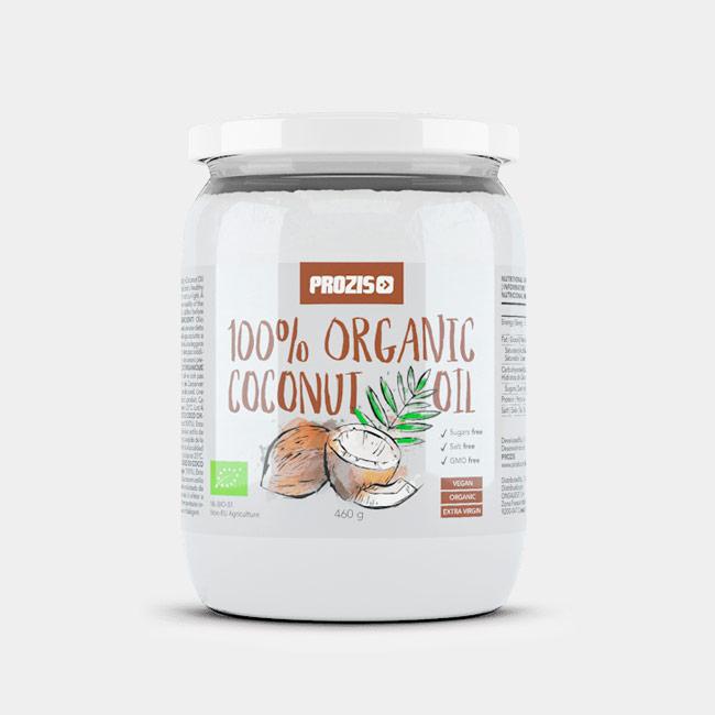 100% Ekologisk Kokosnötsolja 460 G